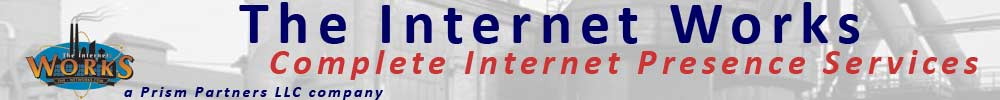 The Internet Works- provider of complete Internet presence services